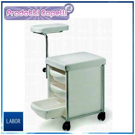 Labor set carrello manicure professionale per estetista for Carrello estetista ikea