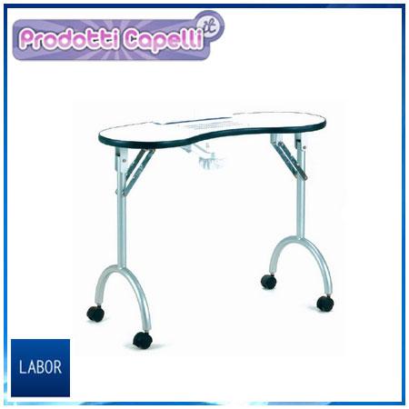 Tavolo pieghevole per estetista manicure ricostruzione - Tavolo con aspiratore per manicure ricostruzione unghie ...